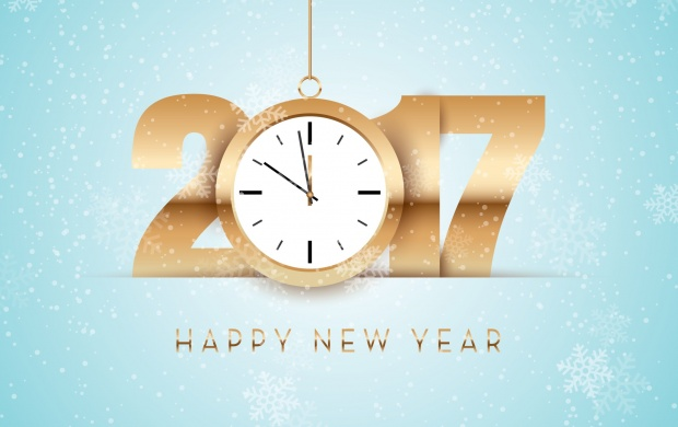 Happy New Year Greetings 2017 (click to view)