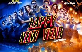 Happy New Year Movie New Poster