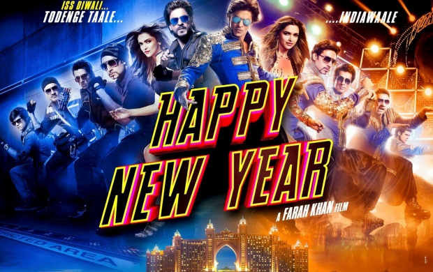 Happy New Year Movie New Poster (click to view)