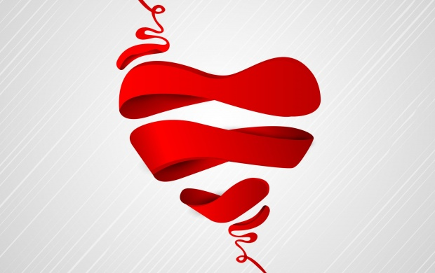 Happy Red Heart Valentines (click to view)