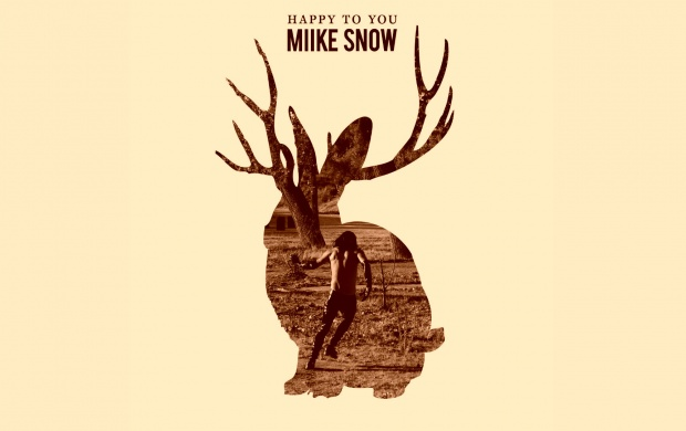 Happy To You Album Miike Snow (click to view)