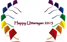 Happy Uttarayan
