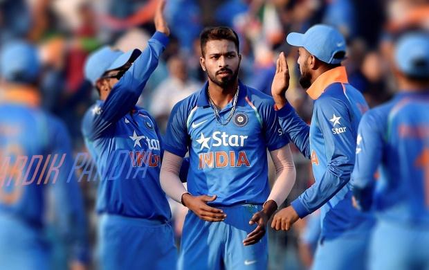 Indian Cricket Hd Wallpapers: Hardik Pandya Wallpapers