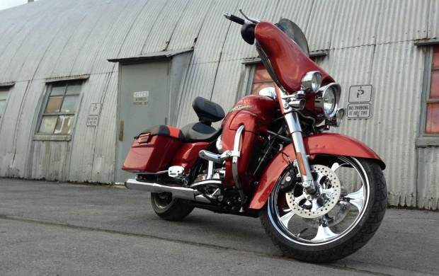 Harley Davidson Brown Color (click to view)