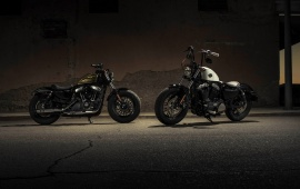 Harley-Davidson Forty-Eight 2017