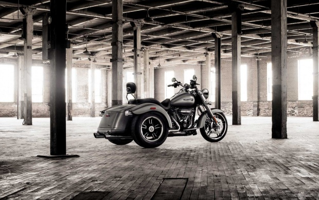 Harley-Davidson Freewheeler 2017 (click to view)