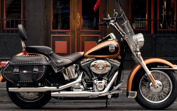 Harley Davidson Softail Heritage Classic 2008 (click to view)
