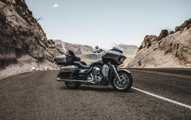 Harley-Davidson Touring Road Glide Ultra 2016 (click to view)