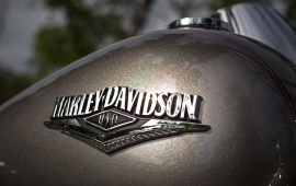 Harley-Davidson Touring Road King 2016