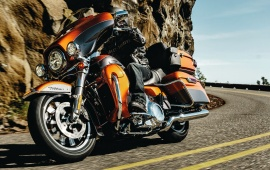 Harley-Davidson Ultra Classic Low  2015