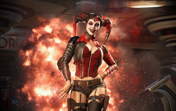 Harley Quinn Injustice 2 (click to view)