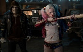Harley Quinn Suicide Squad 2016