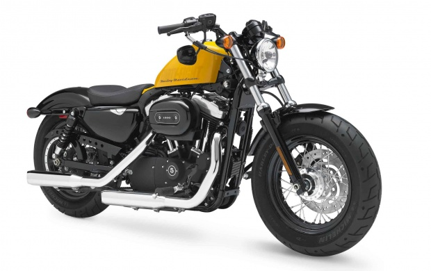 Harley Sportster Forty Eight 2012 (click to view)