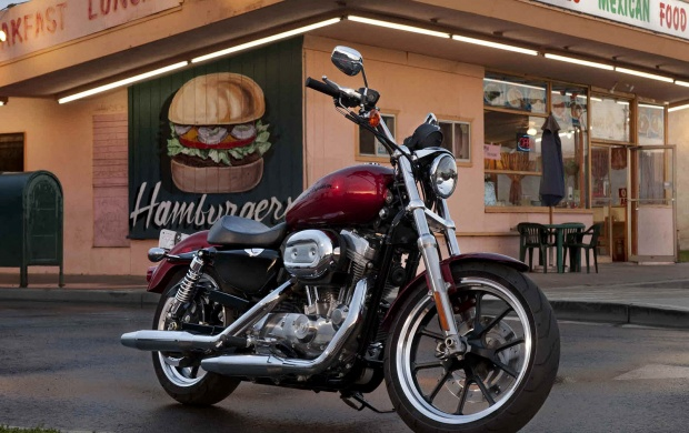 Harley Superlow 2012 (click to view)