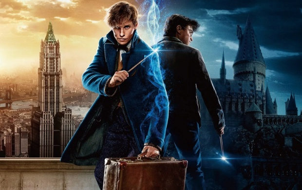 Harry Potter And Fantastic Beasts 4dx Wallpapers