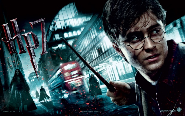 Harry Potter and The Deathly Hallows: Part 1 (click to view)
