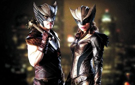 Hawkman And Hawkgirl Legends Of Tomorrow