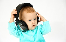 Headphone Baby (click to view)