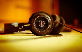 Headphones Music Grado