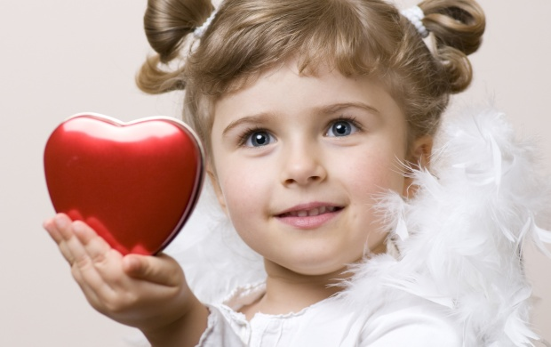 Heart In Girl Hands (click to view)
