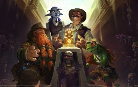 Hearthstone Heroes Of Warcraft Artwork