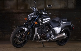 Heavy Bike Yamaha V-Max 2012