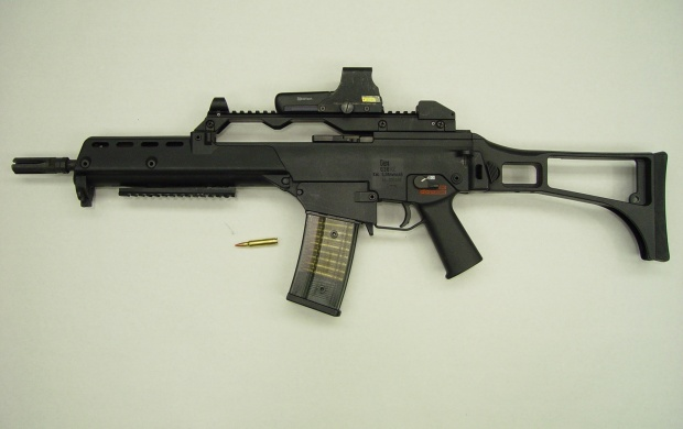 Heckler Koch G3 Rifle (click to view)