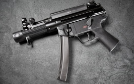Heckler Koch MP5