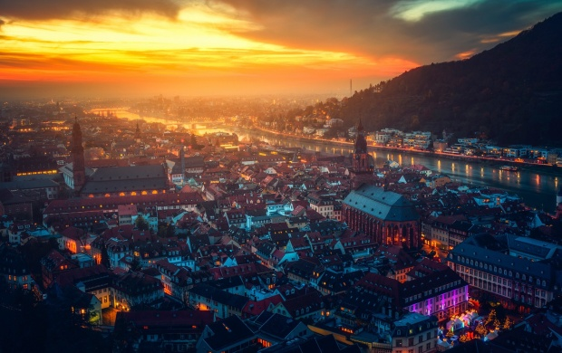 Heidelberg Castle Germany (click to view)