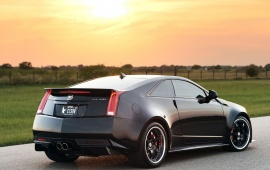 Hennessey Cadillac CTS-V Coupe VR1200 2013