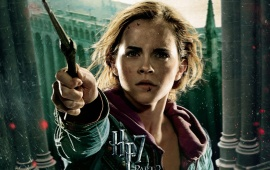 Hermione In Harry Potter and the Deathly Hallows: Part  2