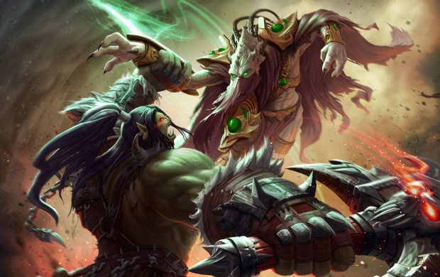 Heroes Of The Storm Zeratul Attack (click to view)