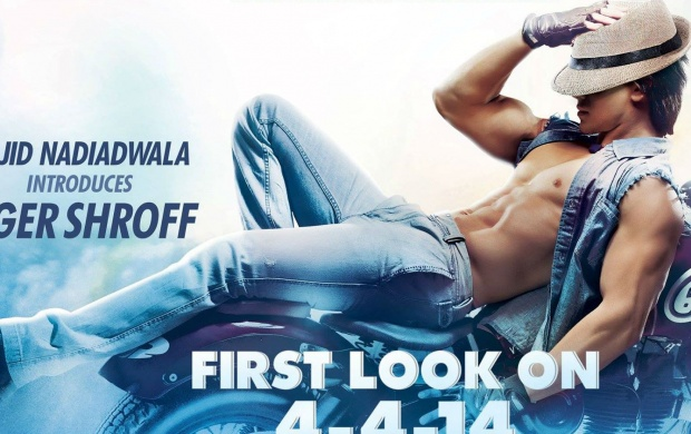 Heropanti First Look (click to view)