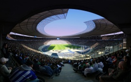 Hertha BSC Berlin Stadium