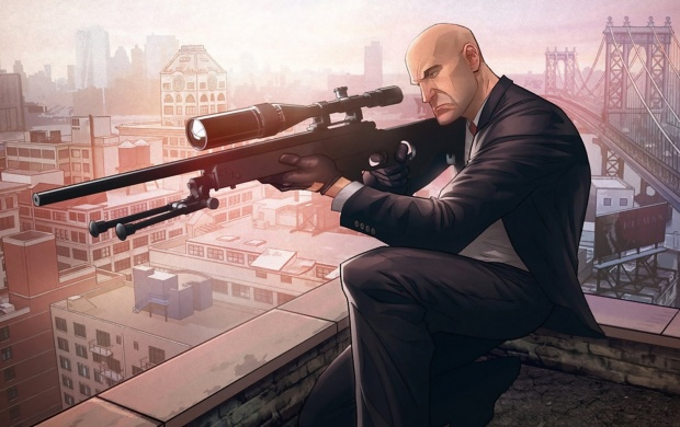 Hitman Absolution Game (click to view)