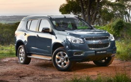 Holden Colorado 2012