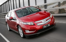 Holden Volt Earns Five Stars