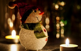 Holiday Snowman Christmas