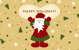 Holiday Vector Graphics