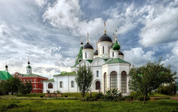 Holy Transfiguration Monastery (click to view)