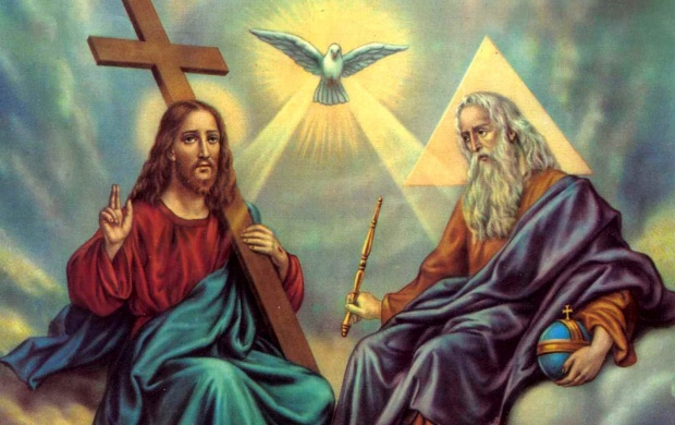 Jesus Wallpaper Hd Views Holy Trinity Christ For Iphone Pages Photos