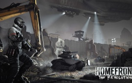 Homefront: The Revolution 2015