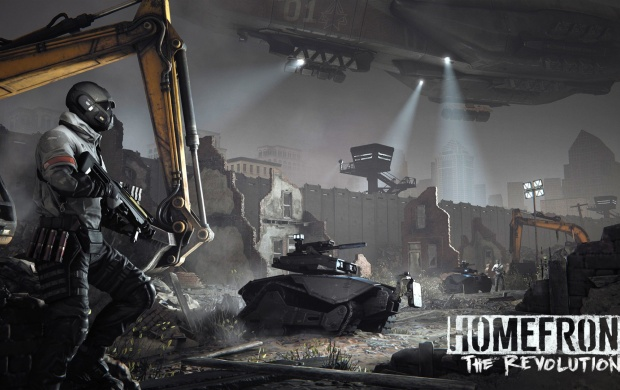 Homefront: The Revolution 2015 (click to view)