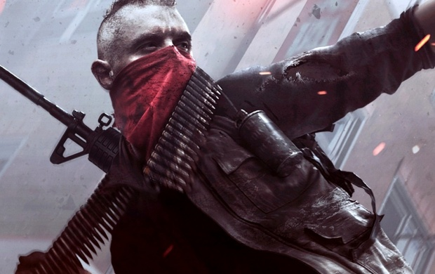 Homefront: The Revolution Game 2015 (click to view)