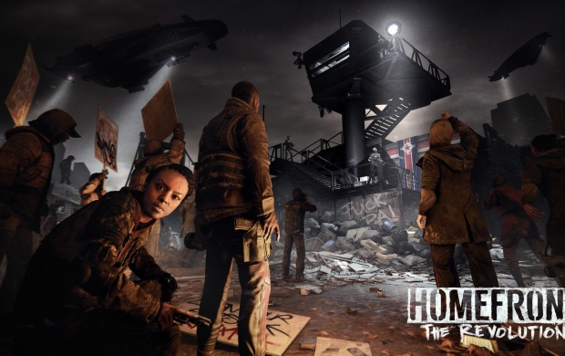 Homefront The Revolution Game (click to view)