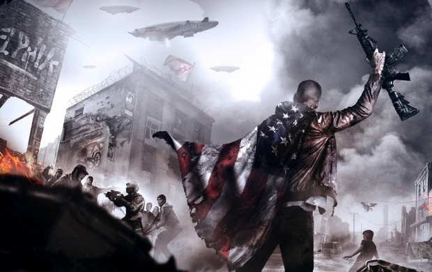 Homefront The Revolution Shooter (click to view)