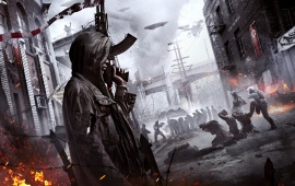 Homefront The Revolution Yellow Zone