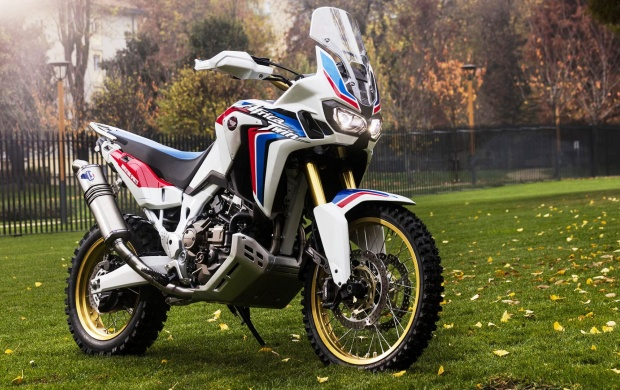 Honda Africa Twin Adventure Sports Concept 2016 Wallpapers