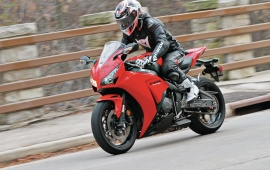 Honda CBR1000RR First Ride 2012