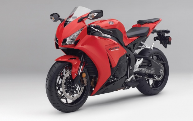 Honda CBR 1000RR Red (click to view)